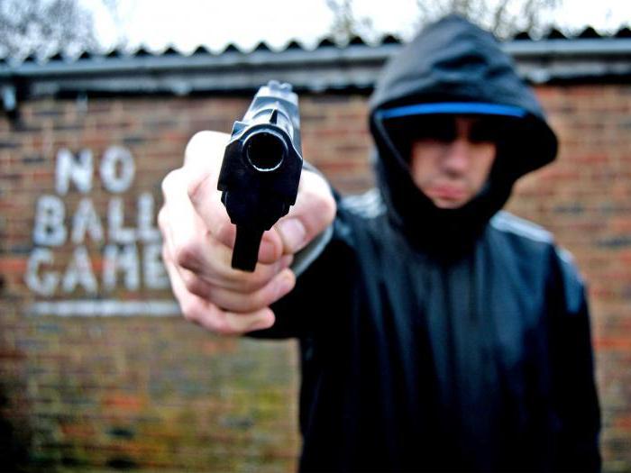 Количественные и качественные показатели преступности