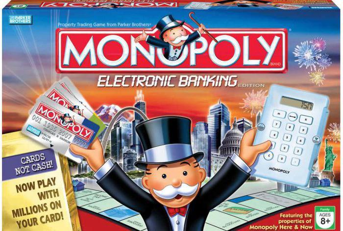 Монополия с банковскими карточками: отличие от других игр серии, отзывы покупателей