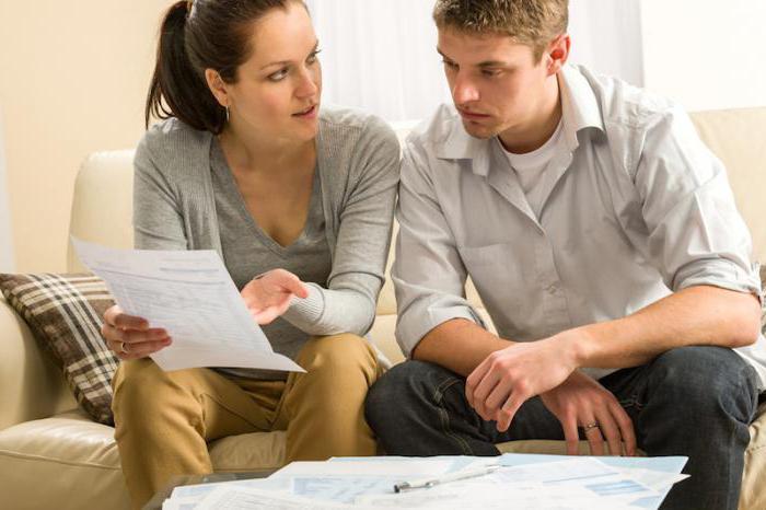 раздел имущества и долгов после развода