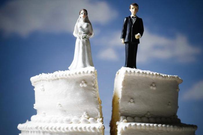 при разводе раздел долгов