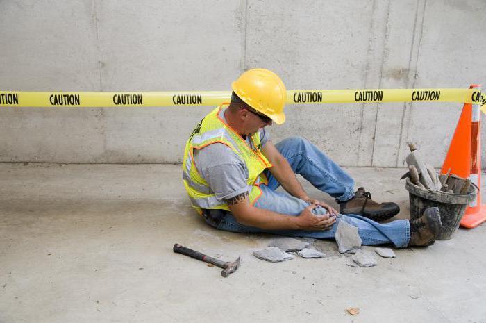 Порядок оформления несчастного случая на производстве: материалы расследования и необходимые документы
