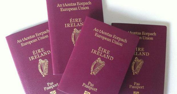 Ирландия получить гражданство
