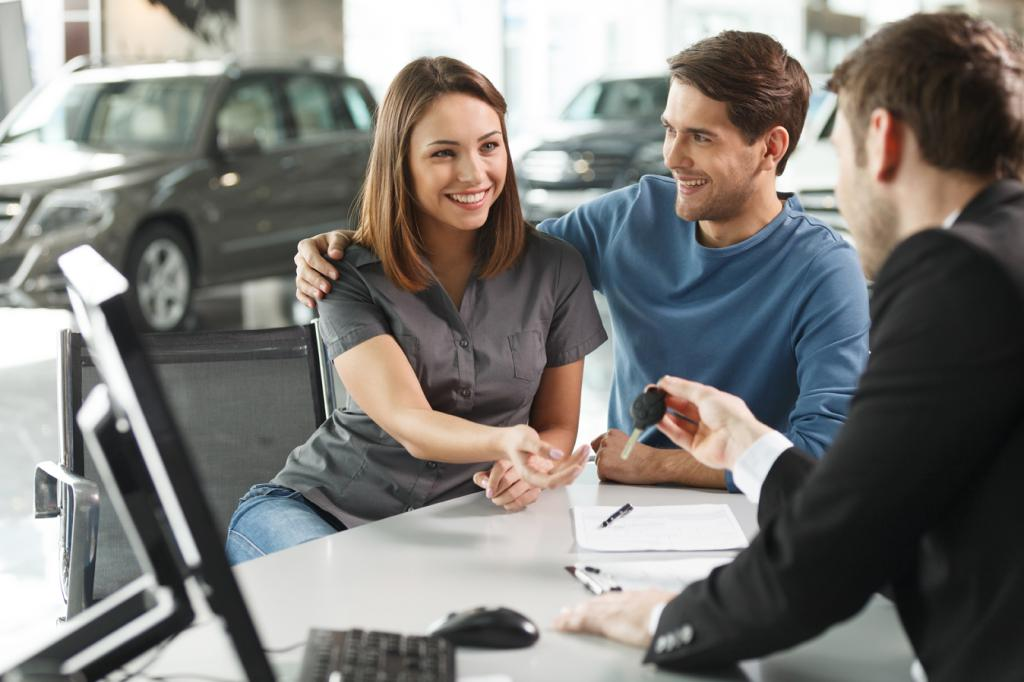 Госпрограммы на покупку авто: условия, список автомобилей