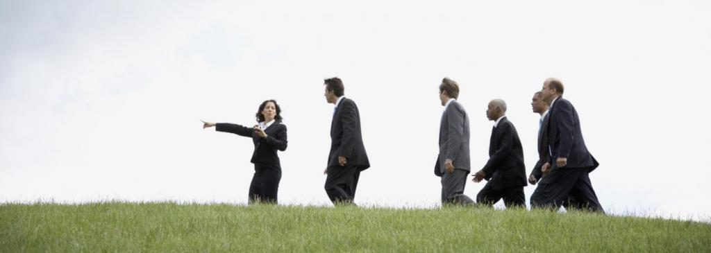 Стили управления руководителя коллективом
