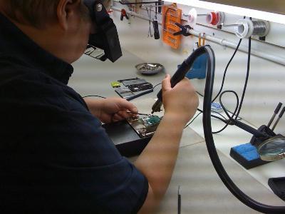 бизнес ремонт сотовых телефонов