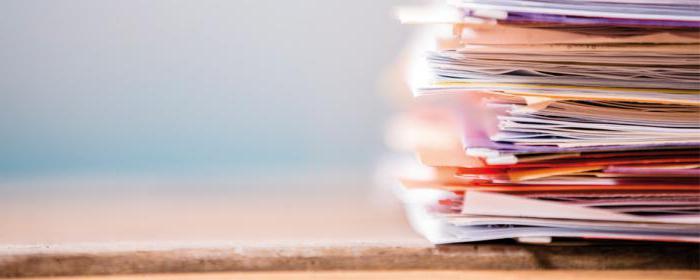 Срок хранения договоров в организации