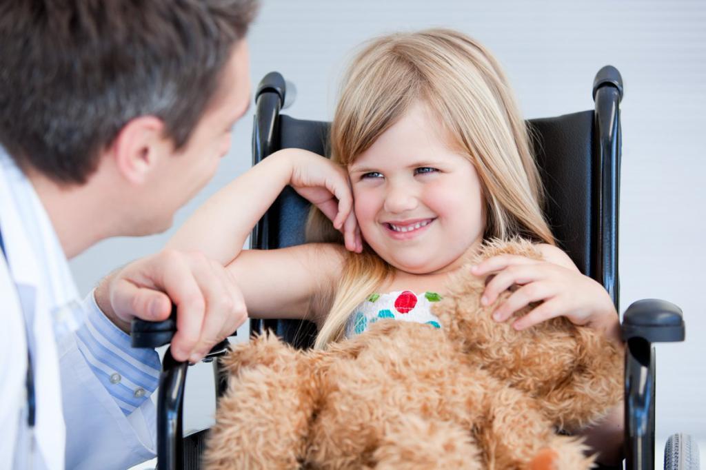 права инвалида детства