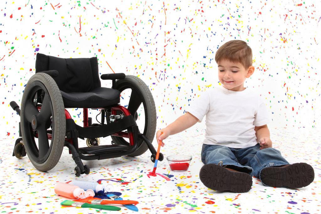выплаты инвалидам детства