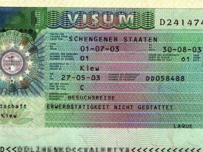 Дактилоскопия на шенгенскую визу: где пройти?