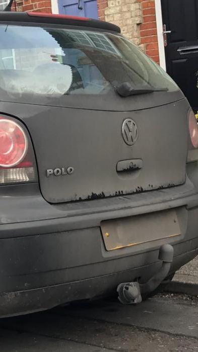 Существует ли штраф за грязные номера и какой?