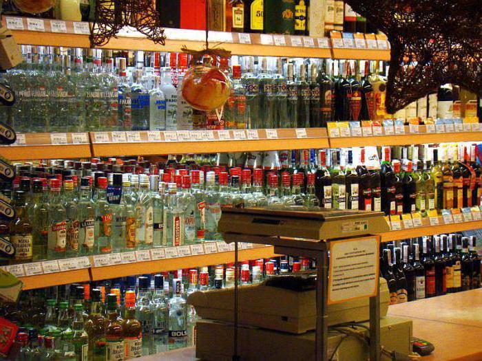 штраф ип за продажу алкоголя без лицензии