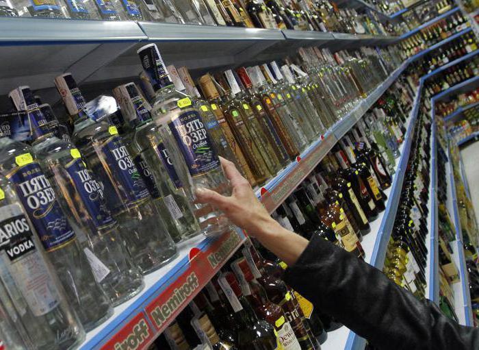 штраф за незаконную продажу алкоголя без лицензии