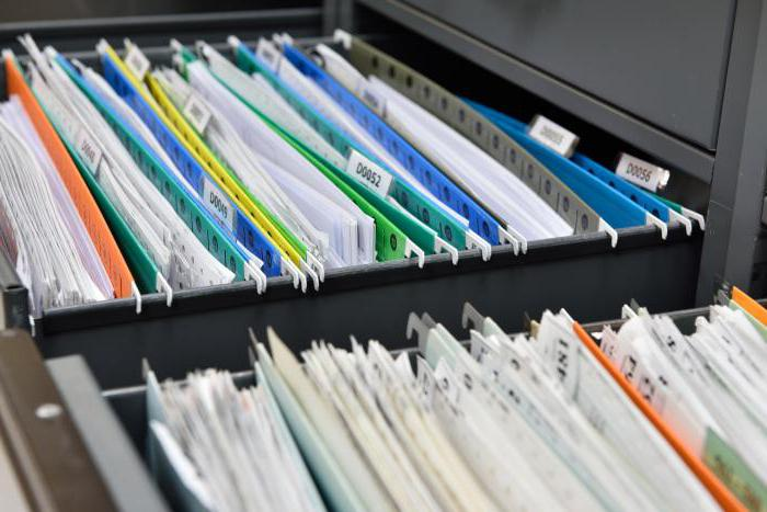 Сроки хранения документов в делопроизводстве: особенности и правила