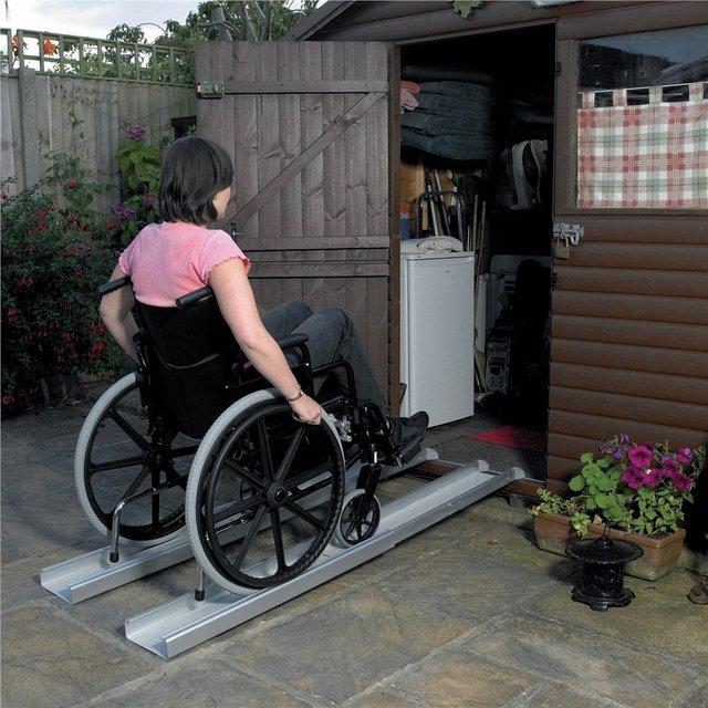 пандус для инвалидов нормы проектирования