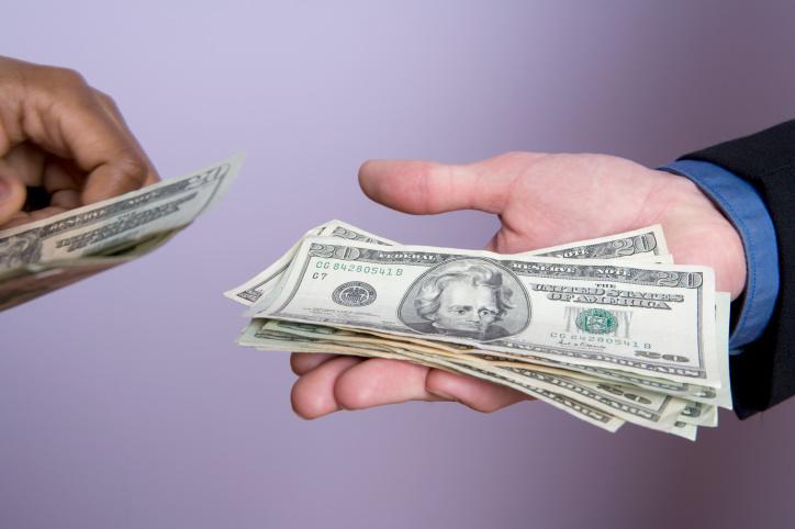 учет пени за просрочку платежа по договору