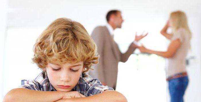 порядок отказа от отцовства