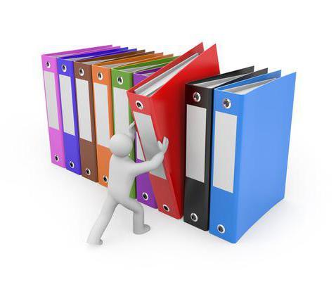 Классификация документов в бухгалтерском учете с примерами