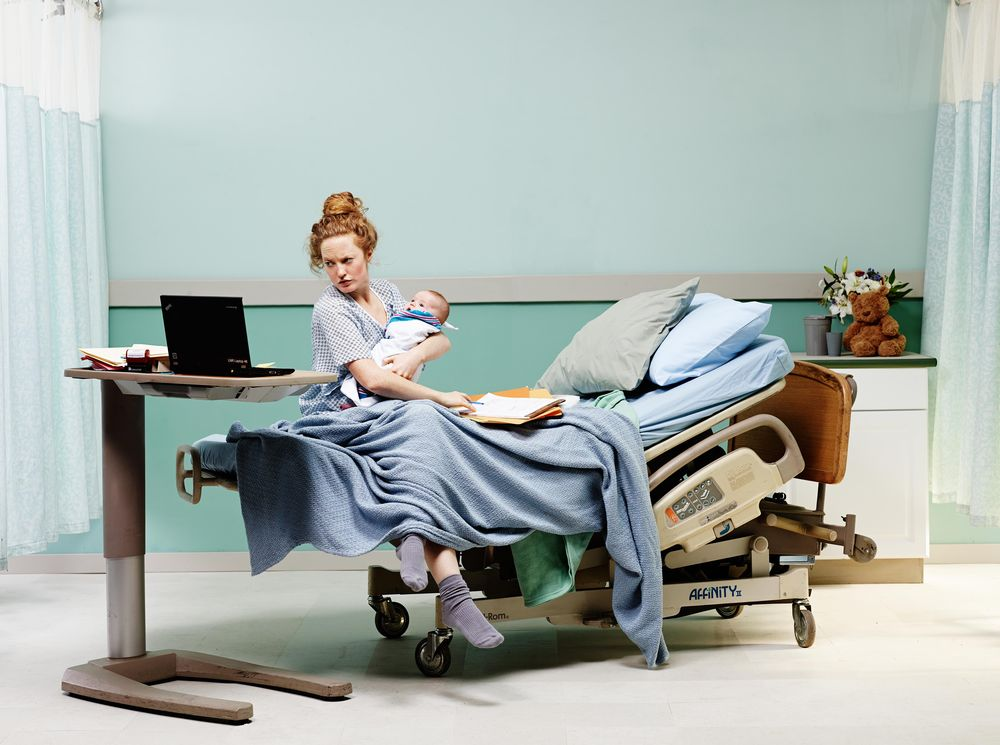 как продлить больничный