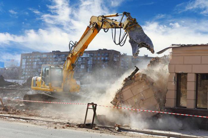 Договор на демонтажные работы - образец