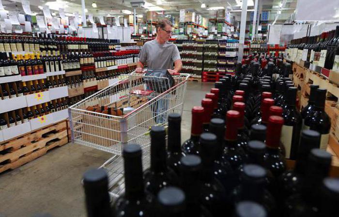 Можно ли сделать возврат алкогольной продукции в магазине