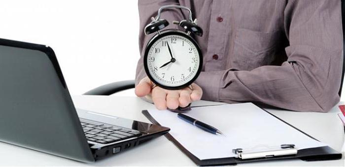 Табель учета рабочего времени: заполнение. Т-13: образец заполнения