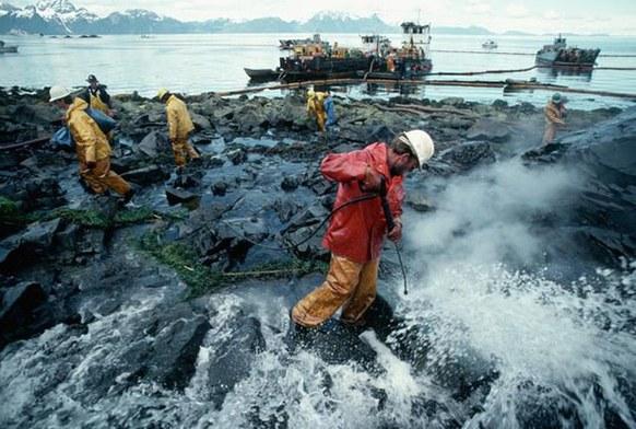очистка береговой линии