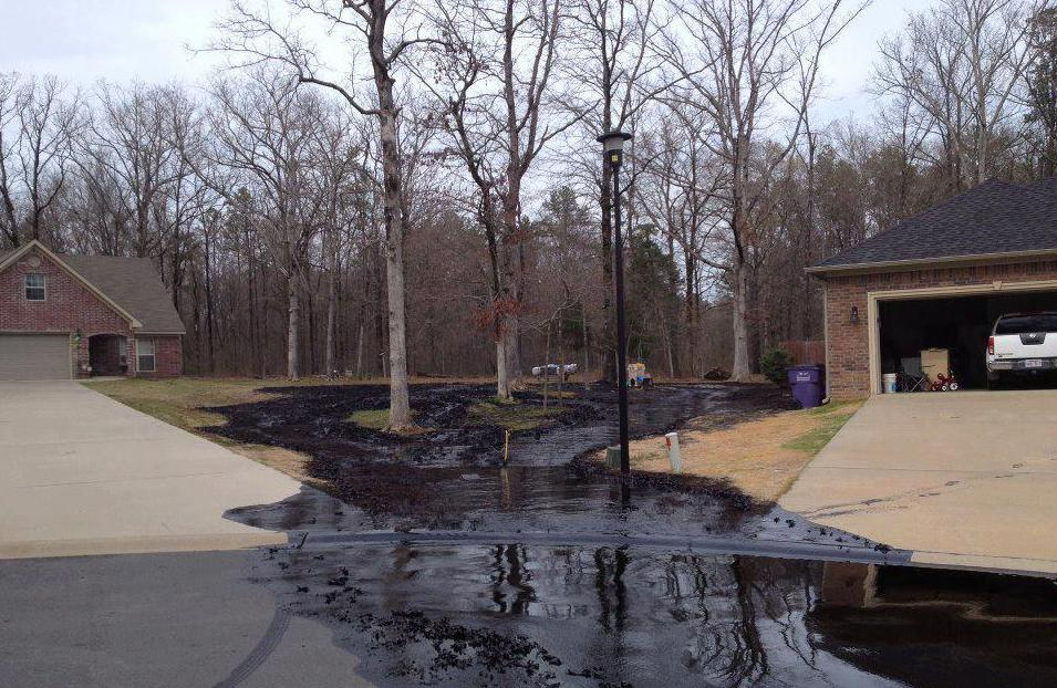 нефтяные аварии