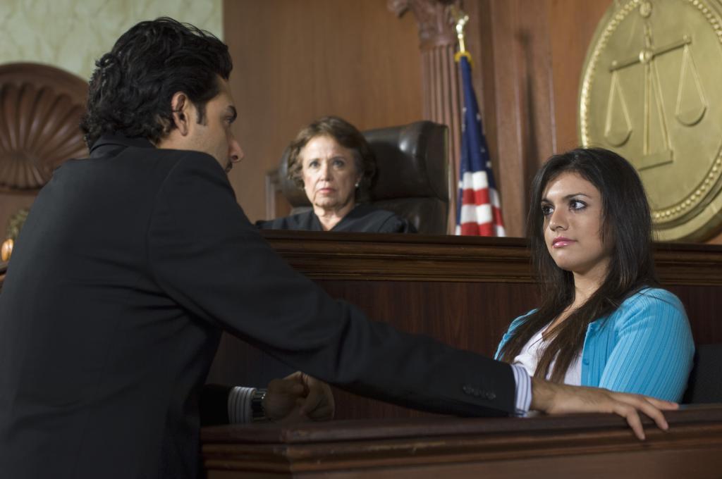 Письменные свидетельские показания в гражданском процессе образец