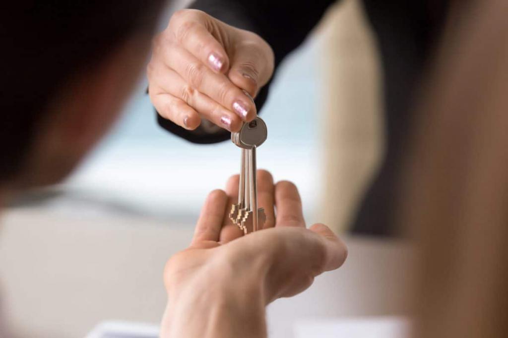 обеспечительный платеж в договоре аренды квартиры