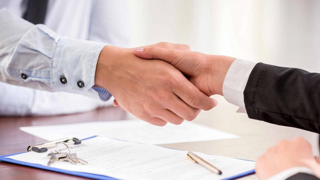 Обеспечительный платеж в договоре аренды