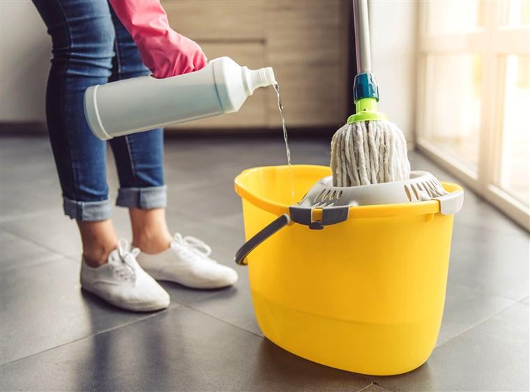Уборка квартир сексуальных работниц