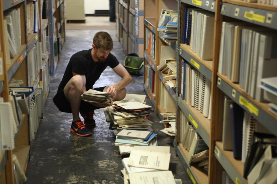 архивирование документов в организации делопроизводства