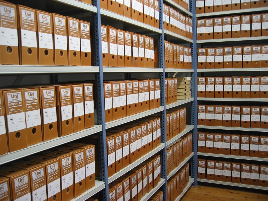порядок архивирования документов