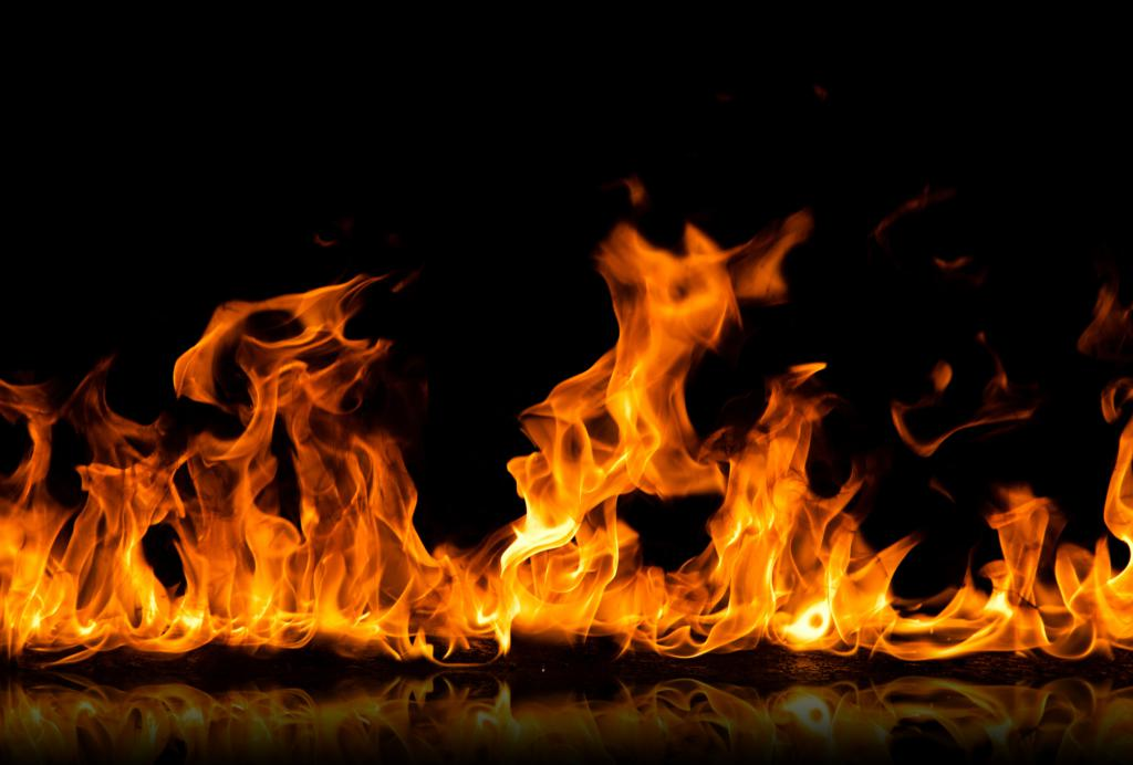 Легковоспламеняющиеся вещества: общие требования безопасности