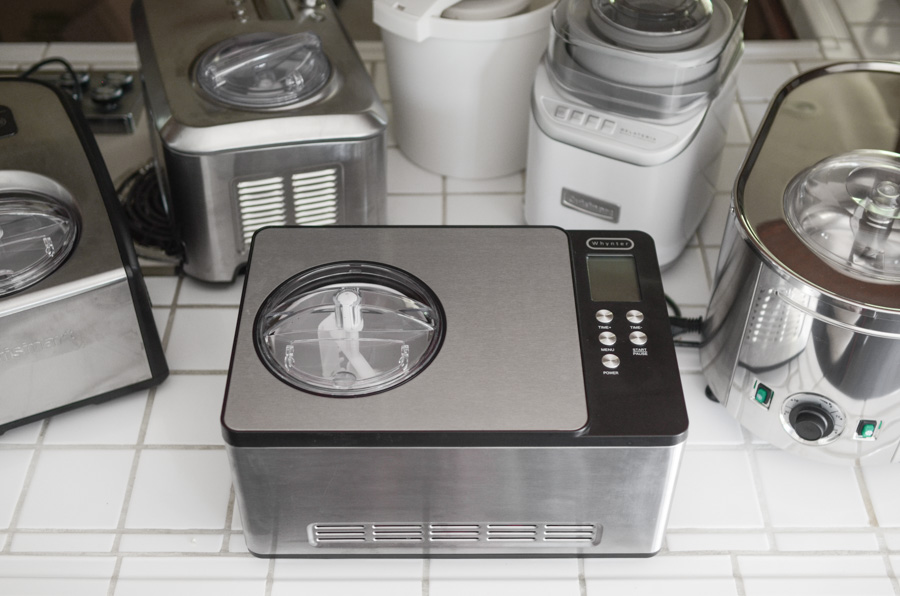 Фризер для приготовления мягкого мороженого