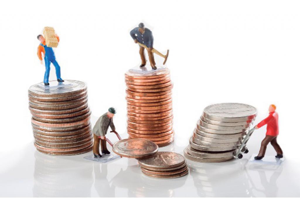 Виды заработной платы и порядок начисления