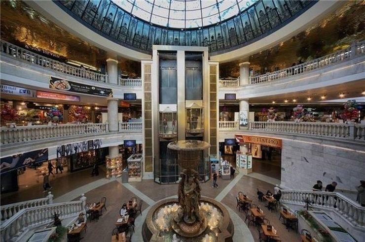Торговый центр - это что такое?