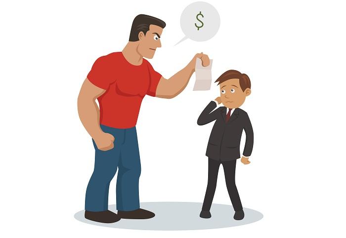 Имеют ли право коллекторы приезжать домой к должнику?