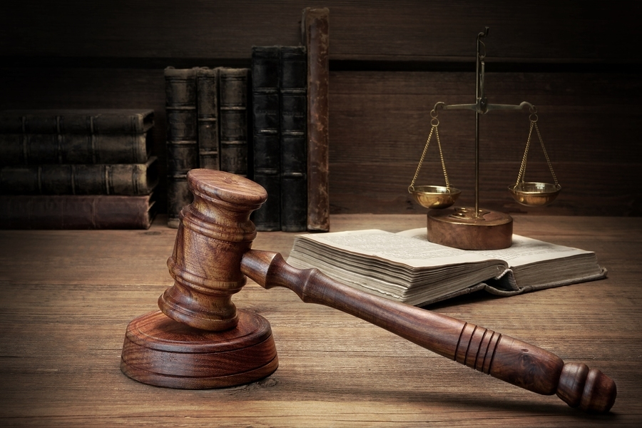 Молот судьи
