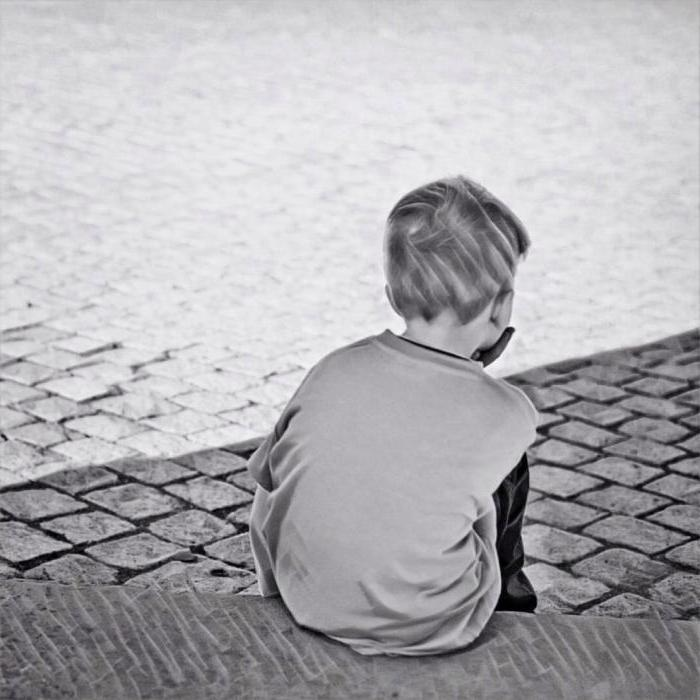 заявление о нарушении прав ребенка