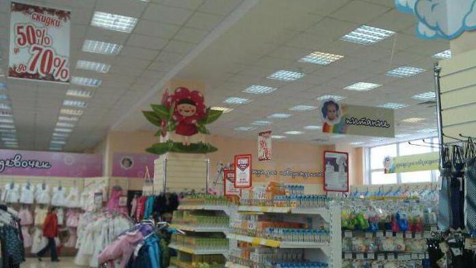 Адреса магазинов Дети в Москве и области