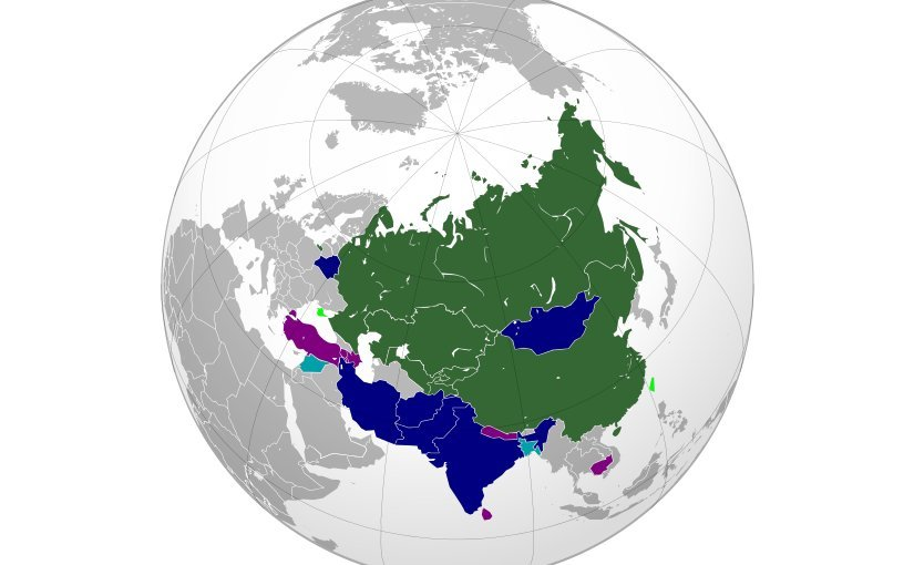 Страны-участники ШОС