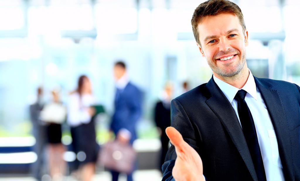 Основные типы покупателей и продавцов