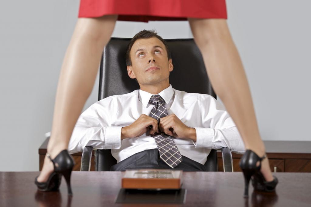 Секретарша и начальником — pic 6