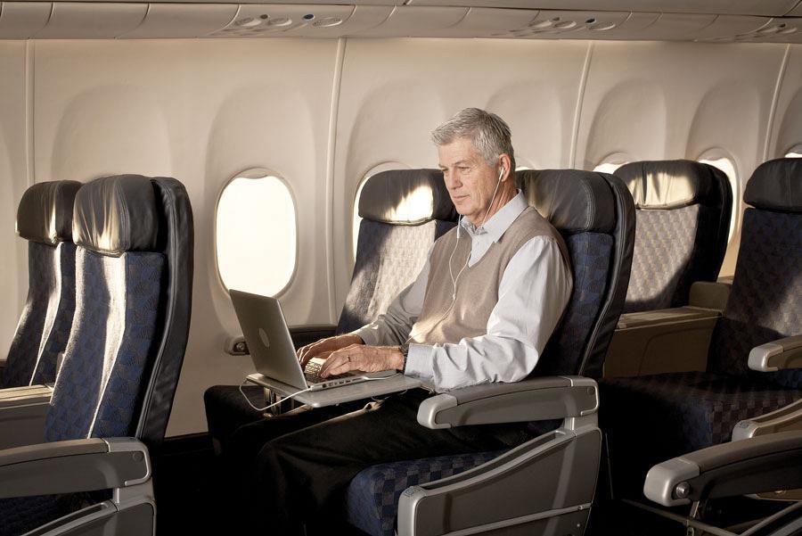 Как быть более продуктивным, когда вы летите в командировку: советы