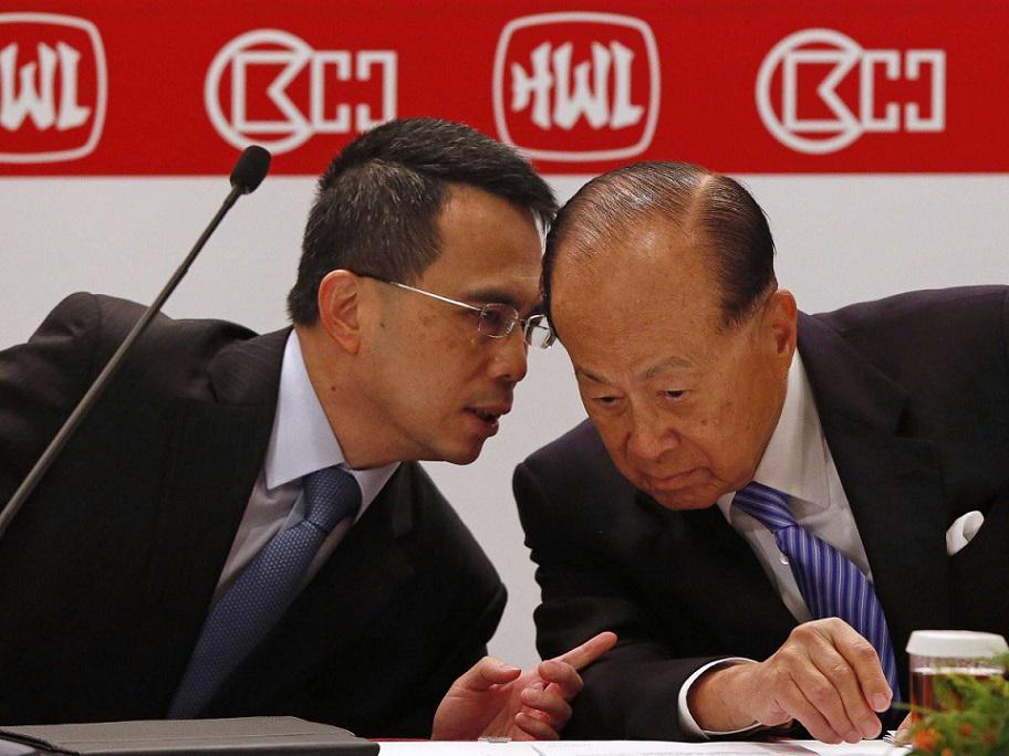 Ка-Шинг: от продавца ремешков для часов до мультимиллиардера