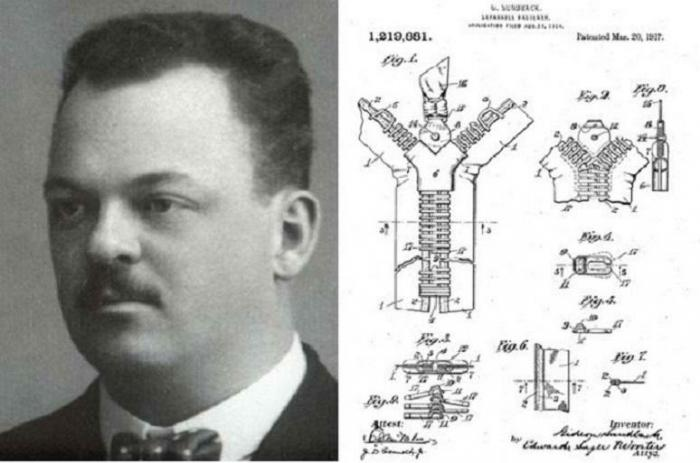 Виткомб Джадсон – изобретатель «молнии» и неудачник
