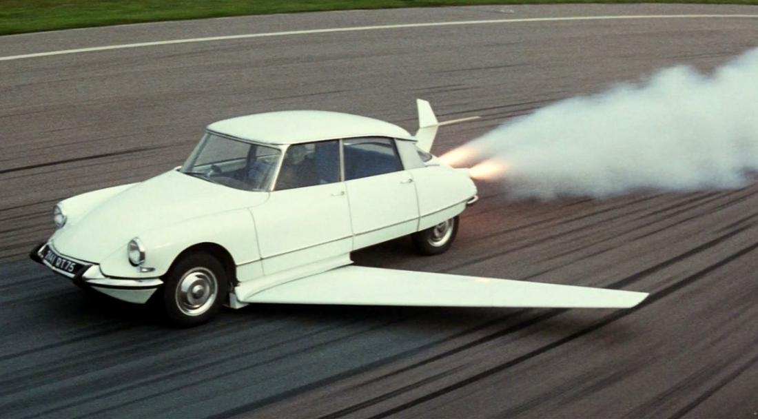 Автомобили и маркетинговые методы Андре Ситроена