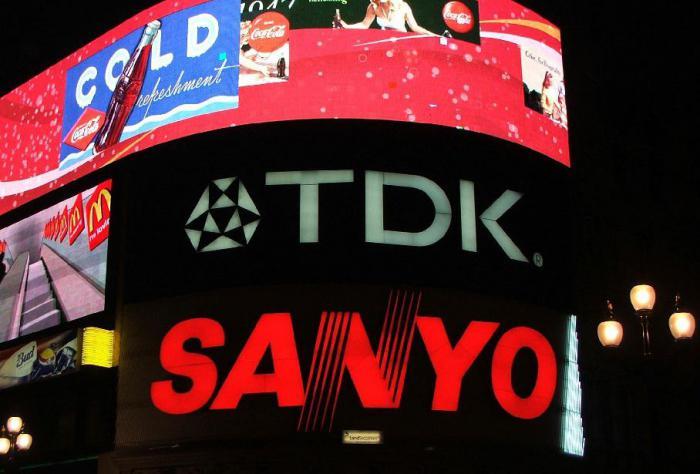 Уникальная бизнес-стратегия фирмы Sanyo