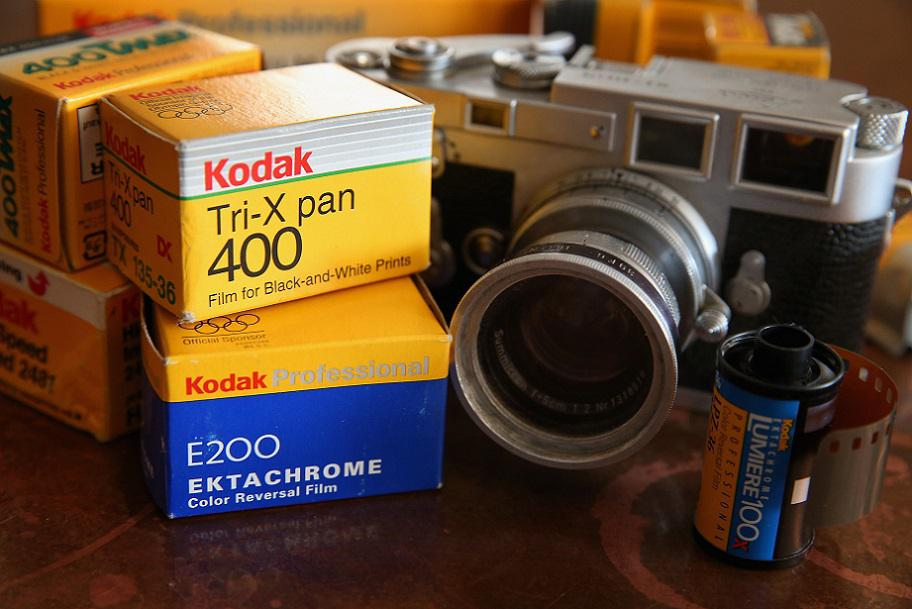 Успехи и крах фирмы Kodak